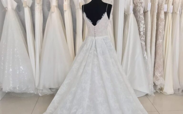 'Your' wedding dress? How do you choose it?